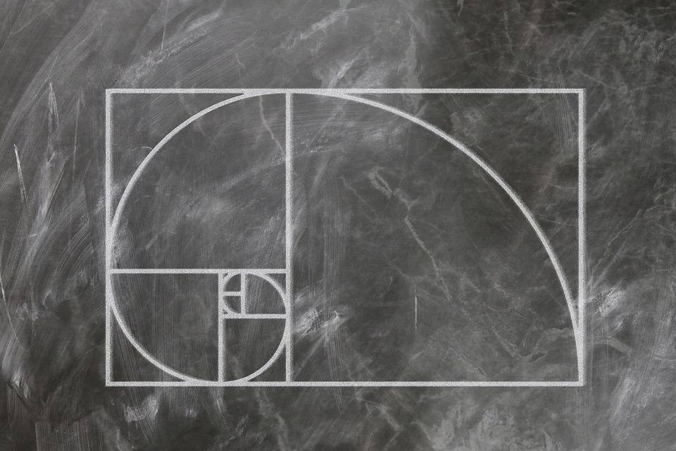 fibonacciho spirála