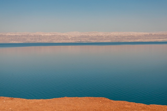 Sůl z údolí Jordánu