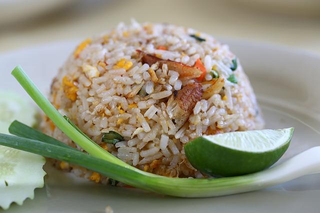 Seznámení s běžnými druhy rýže