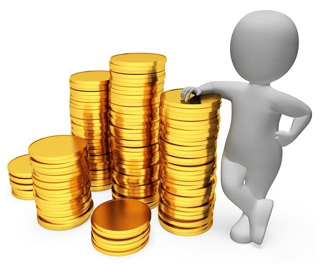 Co jsou finance a jak vycházet s výplatou