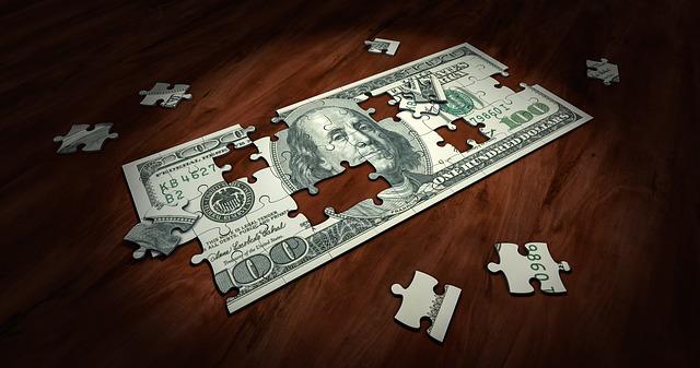 peníze jsou hádanka