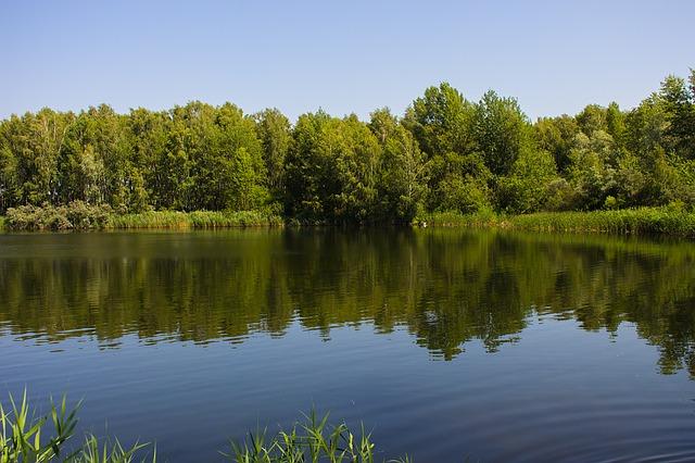 Bělorusko země jezer